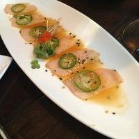 Photo taken at Sushi Damo by Pete L. on 5/14/2013