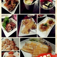 Photo taken at Tao Authentic Asian Cuisine 道 by Colleen on 3/30/2013