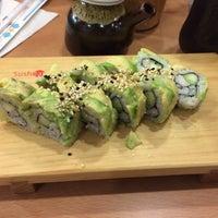 Photo taken at Sushi Tai by CeLia T. on 12/30/2013