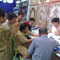 Photo taken at Dinas Tata Ruang dan Pengawasan Bangunan by Robi P. on 2/7/2014