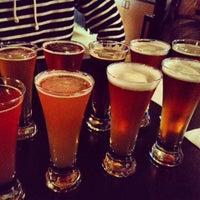 Photo taken at Destihl Restaurant & Brew Works by Jessica Lynn S. on 4/16/2013