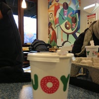 Photo taken at Dunkin' Donuts/Baskin Robbins by Luca S. on 12/29/2012