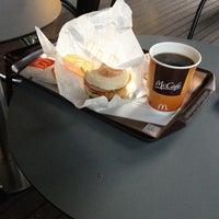 Photo taken at McDonald's by Bongseok K. on 10/11/2013