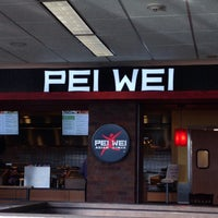 Photo taken at Pei Wei Asian Diner by Kira S. on 10/11/2015