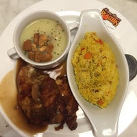 Photo taken at Kenny Rogers Roasters by Petrel K. on 7/9/2016
