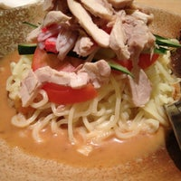 Photo taken at Sushi Tei by Caroline T. on 11/15/2012