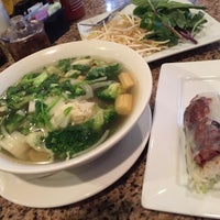 Photo taken at Pho Orchid by David M. on 12/15/2014