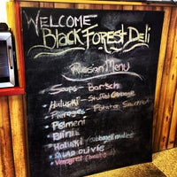 Photo taken at BlackForest Deli & Catering by Discover Lehigh Valley on 5/2/2013