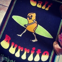 Photo taken at Cali Burrito by Discover Lehigh Valley on 7/25/2013
