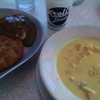 Photo taken at Kroll's Diner by Brittany S. on 2/16/2015