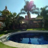 Photo taken at Posada Del Virrey by Rodrigo Z. on 11/29/2015