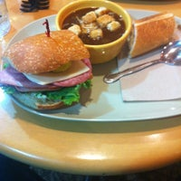 Photo taken at Panera Bread by Larry M. on 1/18/2013