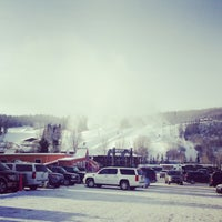 Photo taken at Buttermilk Mountain by Christy S. on 12/29/2012