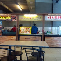 Photo taken at Foodcourt, giant hypersqure by Mei b. on 12/16/2014
