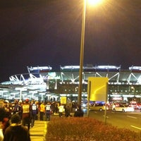 Photo taken at FedEx Field by Rob B. on 12/4/2012