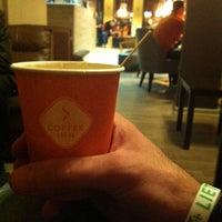 Photo taken at Coffee Inn by Sezgin H. on 10/24/2014