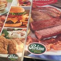 Photo taken at Perkins Family Restaurant & Bakery by Nigel D. on 7/19/2015