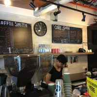 Photo taken at Coffeesmith by James S. on 7/19/2013