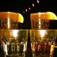 Photo taken at The Levee Bar & Grill by Jennifer K. on 3/29/2013