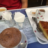 Photo taken at Chocolat Cazenave by Brice A. on 8/25/2015
