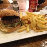 Photo taken at Burger Bar by Ronald M. on 3/22/2013