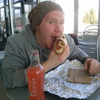 Photo taken at Chipotle Mexican Grill by Courtney R. on 4/6/2014