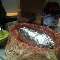 Photo taken at Chipotle Mexican Grill by Orchaid J. on 2/9/2013