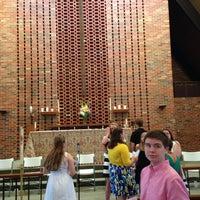 Photo taken at Saint Timothy's Episcopal Church by Jason M. on 6/22/2014