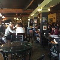 Photo taken at Café on the Ave. by Ashley K. on 5/29/2016
