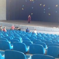 Photo taken at Літній концертний зал / Summer Concert Hall by Андрей К. on 7/5/2014