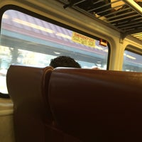 Photo taken at Metro North / NJT - Suffern Station (MBPJ) by Stephen L. on 4/15/2016