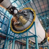 Photo taken at Apollo/Saturn V Center by Tzu-lun H. on 12/23/2015