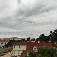 Photo taken at Inn at the Presidio by Anneke S. on 9/30/2015