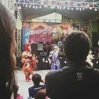 Photo taken at SMA Negeri 3 Malang by Indra P. on 6/14/2014