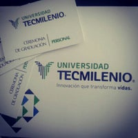 Photo taken at Universidad TecMilenio Campus Cuautitlán Izcalli by Viktor G. on 6/5/2014