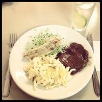 Photo taken at Restaurante Romana Becker by Nina G. on 3/11/2013