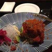 Photo taken at Nikai Sushi by Brian K. on 12/13/2012
