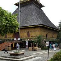 Photo taken at Anjungan Sumatera Utara by ary p. on 3/31/2014