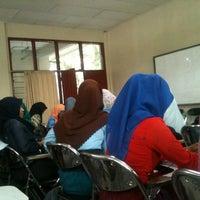 Photo taken at Universitas Islam Riau (UIR) by Desy r. on 11/9/2013