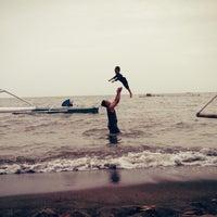 Photo taken at Pantai Bahari Polewali by Andan F. on 2/14/2014