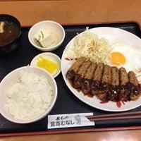 Photo taken at 宮本むなし 名鉄岐阜駅前店 by みかん三世 on 4/15/2016