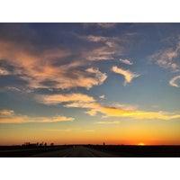 Photo taken at Ronald Reagan Memorial Highway by Gabi H. on 4/28/2015