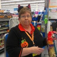 Photo taken at Walmart Supercenter by Vernon C. on 11/1/2013