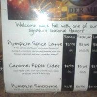 Photo taken at Inman Street Coffeehouse by Jake T. on 10/19/2013