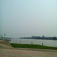 Photo taken at เข่ือนเรียงหิน by Haerin on 3/9/2014