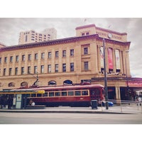 Photo taken at Adelaide Railway Station by Amir A. on 8/11/2013