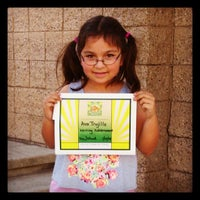 Photo taken at Cerritos Elementary by Robert T. on 1/22/2014