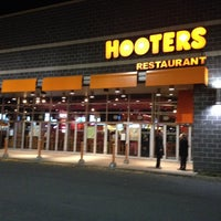 Photo taken at Hooters by Dominik S. on 10/24/2013