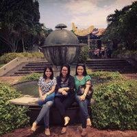 Photo taken at Taman Buah Mekarsari by Ririn S. on 11/27/2016