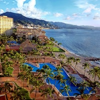 Photo taken at Sheraton Buganvilias Resort & Convention Center by Sheraton B. on 10/18/2013